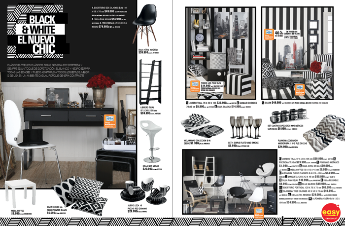 Catalogo Black & White / Easy