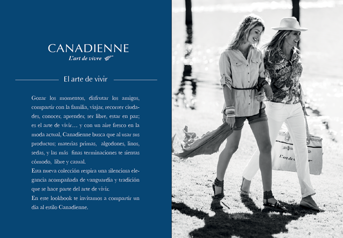 Lookbook Canadienne S/S 2014