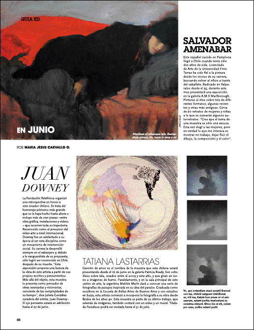 Revista ED / Practica Profesional