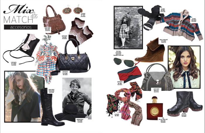 Catálogo Moda Otoño / Paris