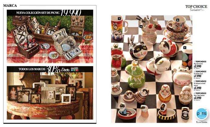 Catálogo Navidad / Paris