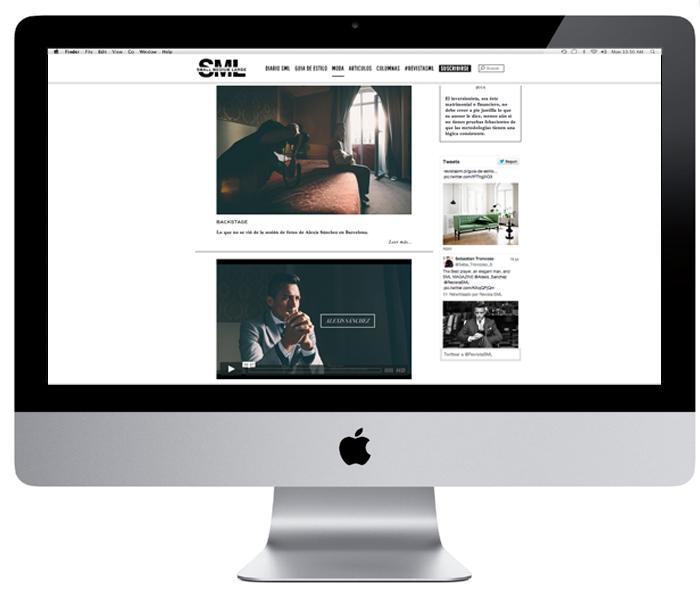 Web Revista SML