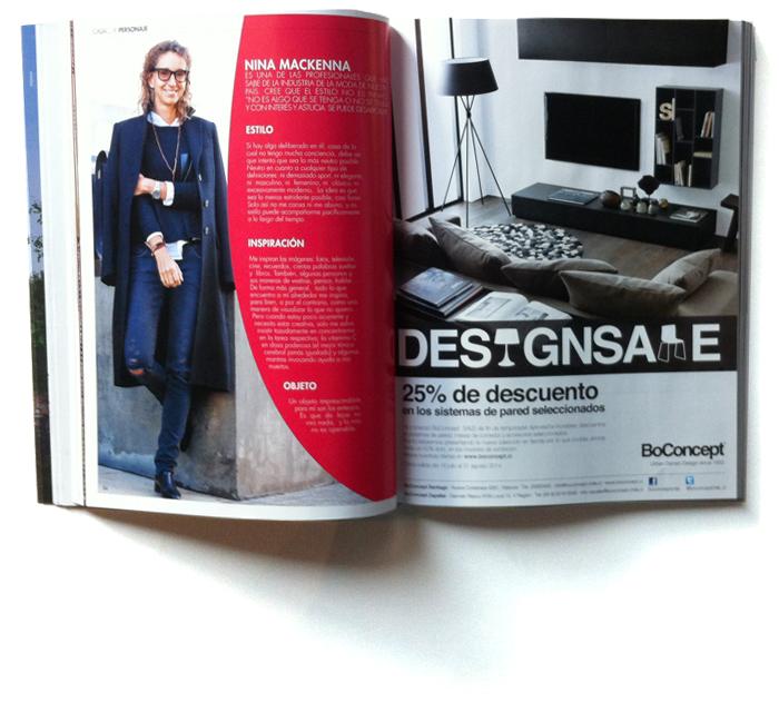 Revista CASACOR Chile