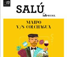 Revista SALÚ / HelloWine Chile